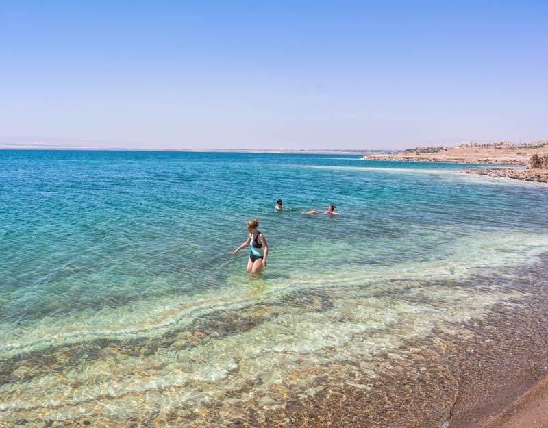 Dove fare il bagno nel Mar Morto