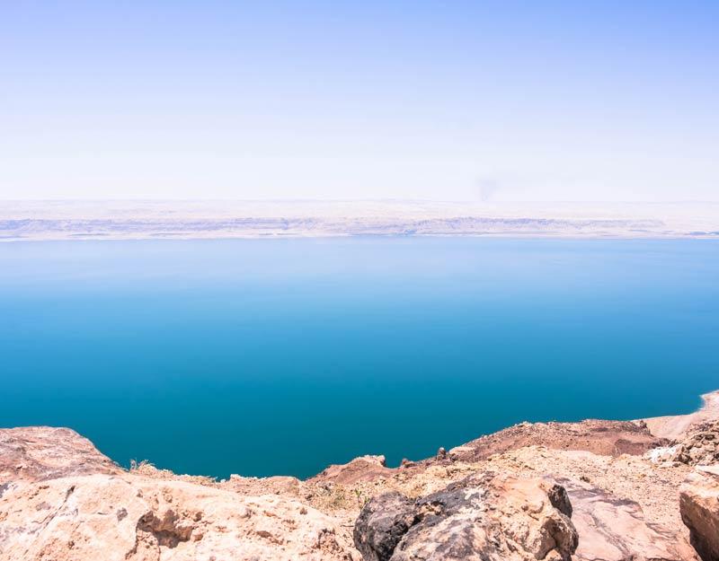 Informazioni sul Mar Morto in Giordania