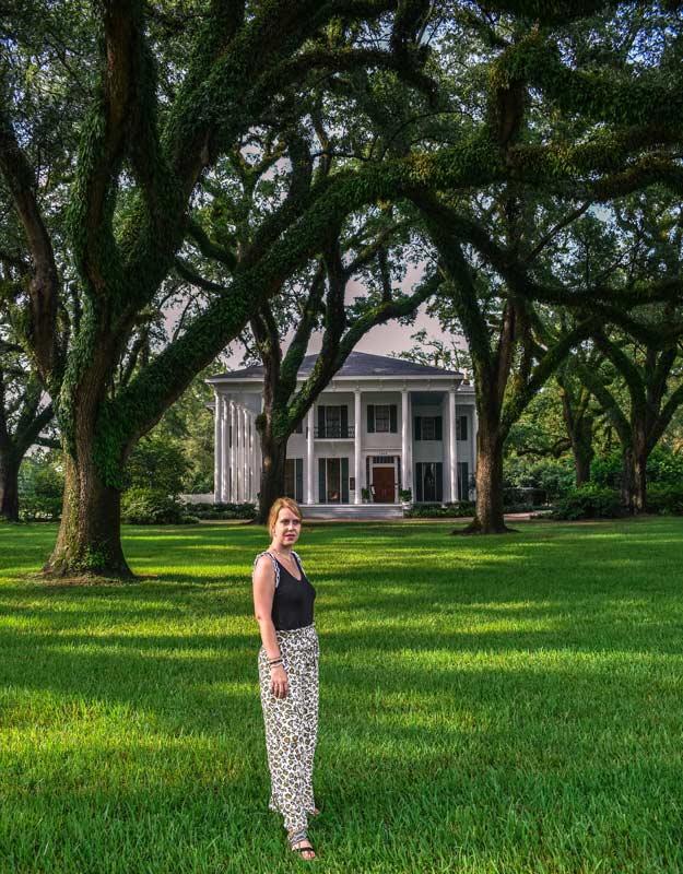 Dimore storiche a Mobile, Alabama