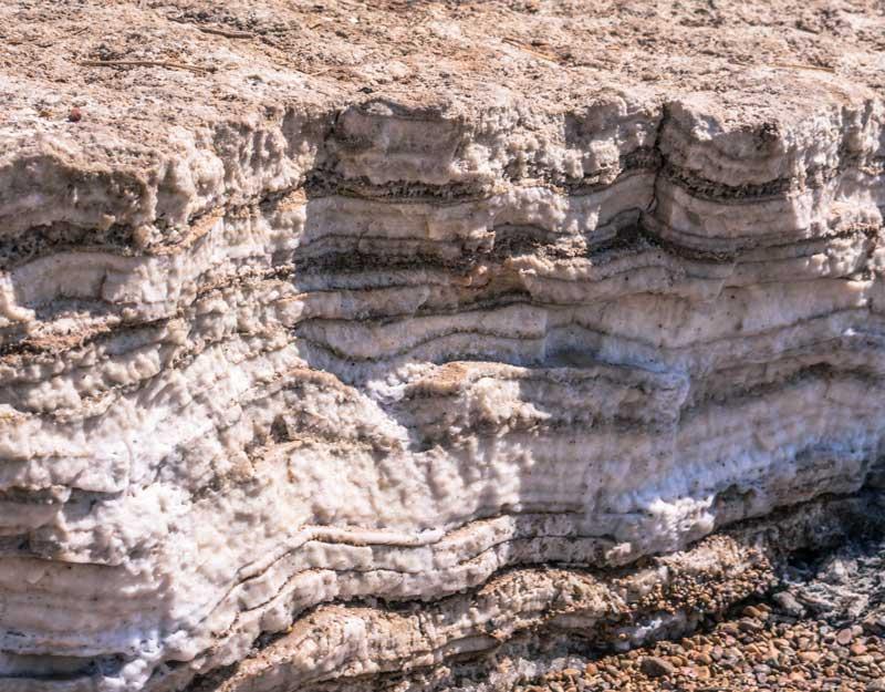 Sale nel Mar Morto