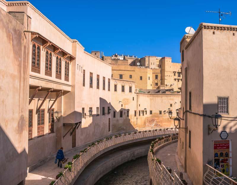 Canali di Fez