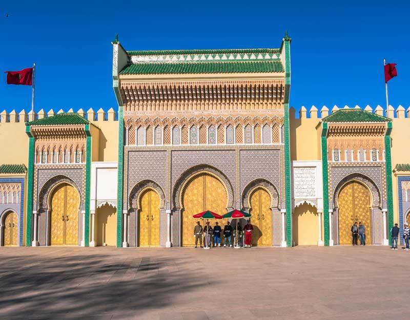 Cosa vedere a Fez: Palazzo Reale