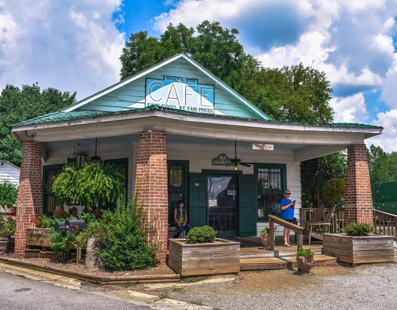 Cucina del Profondo Sud: Whistle Stop Cafe