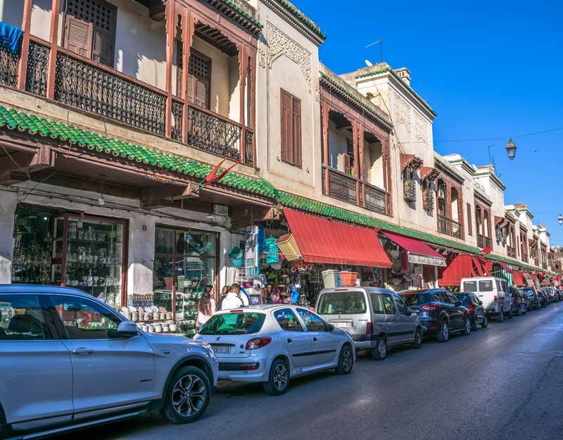 Mellah di Fez