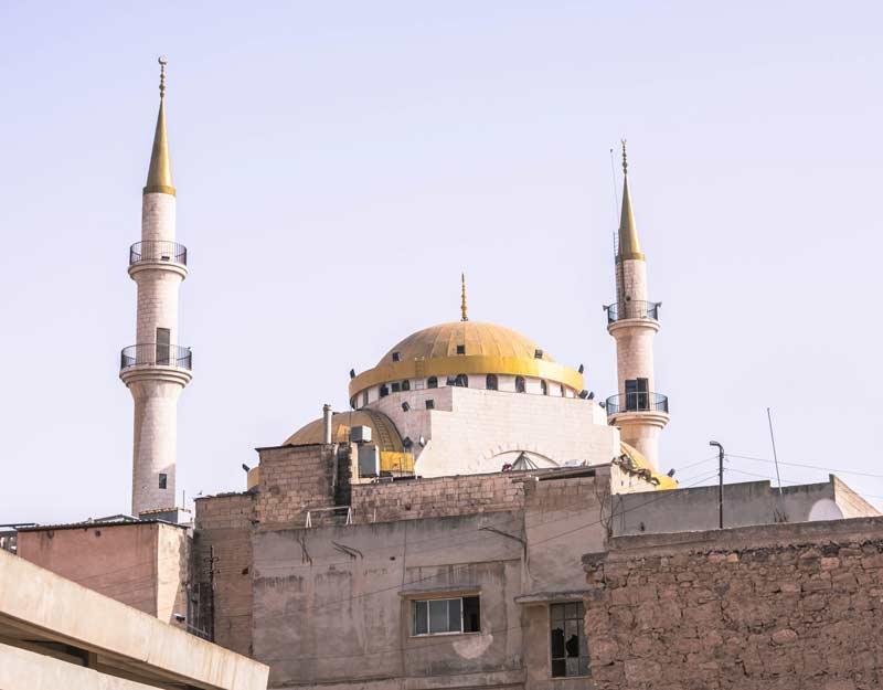 Moschea di Madaba