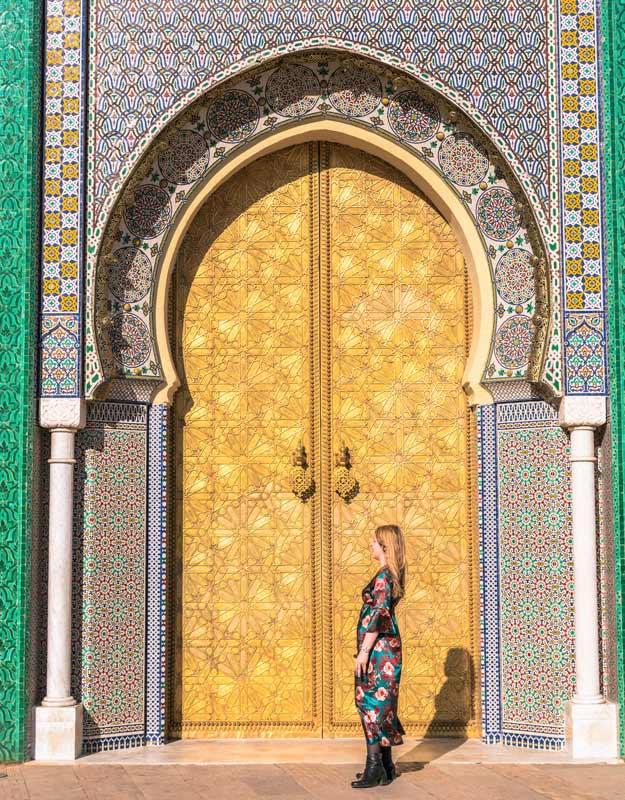 Palazzo Reale di Fez