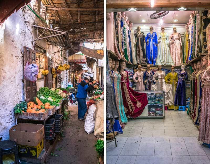 Passeggiare per Fez
