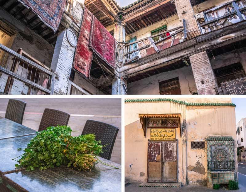Vedere Fez in Marocco