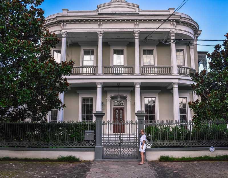 Casa d'epoca a New Orleans
