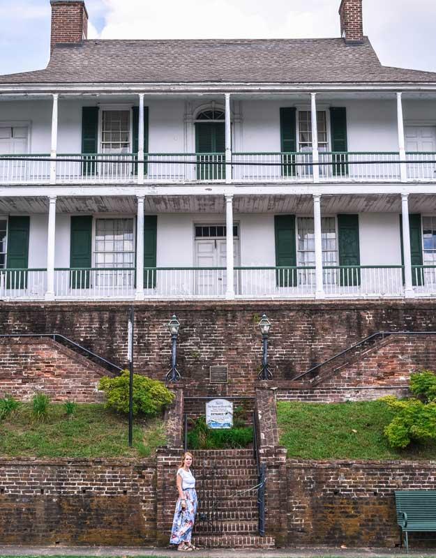 Case storiche di Natchez