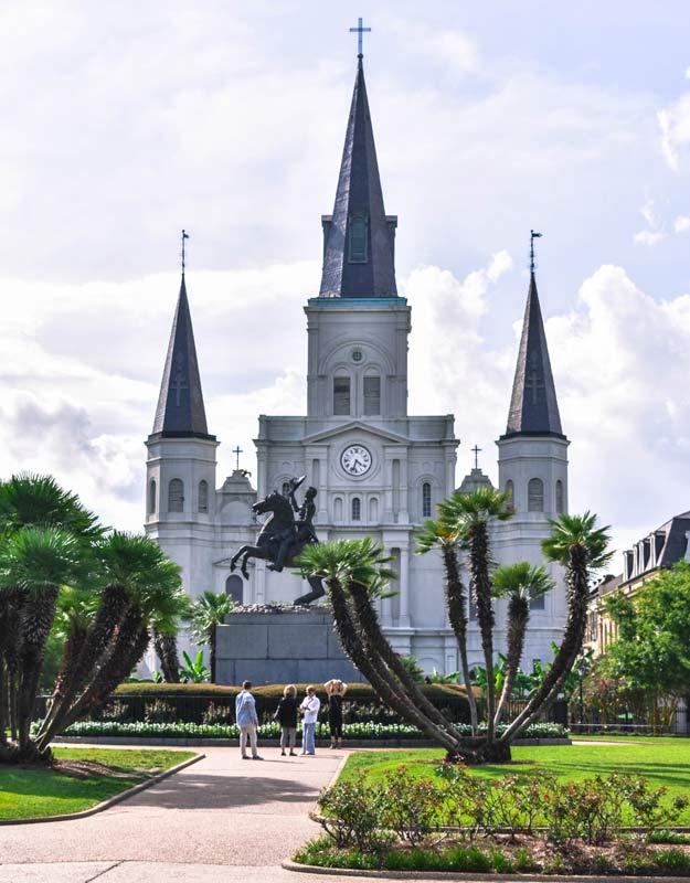 Centro di New Orleans