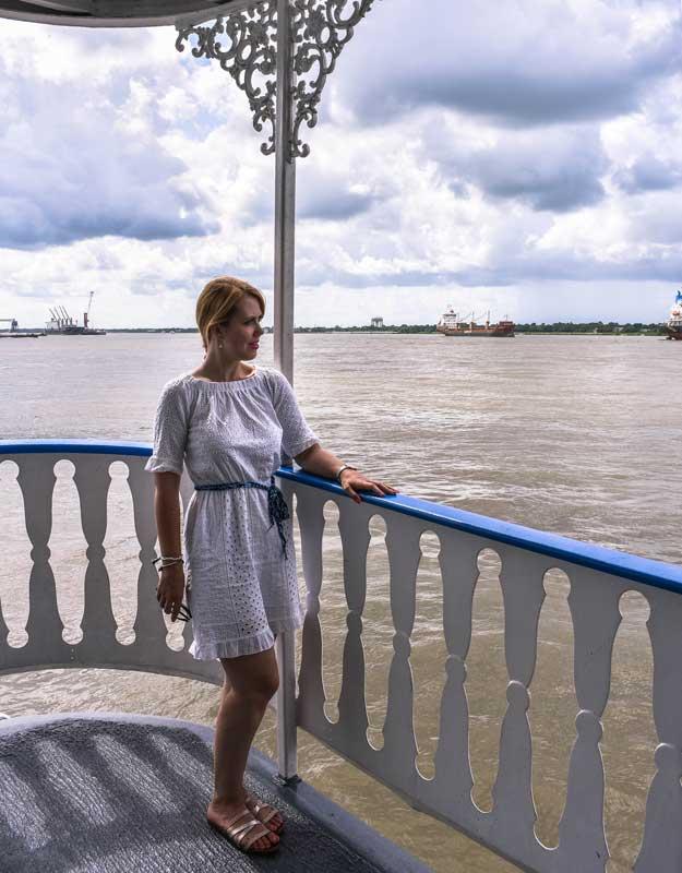 Crociera sul Mississippi a New Orleans