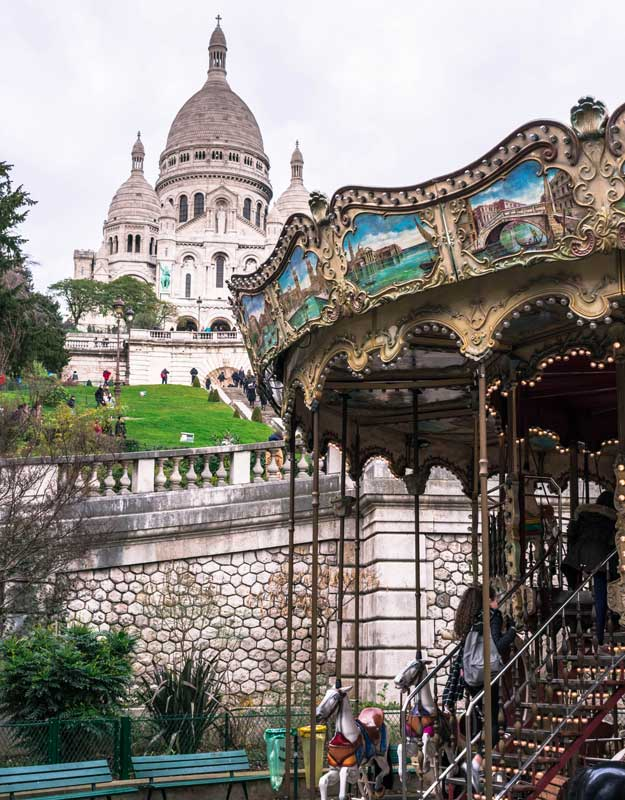 Parigi, luogo dell'anima