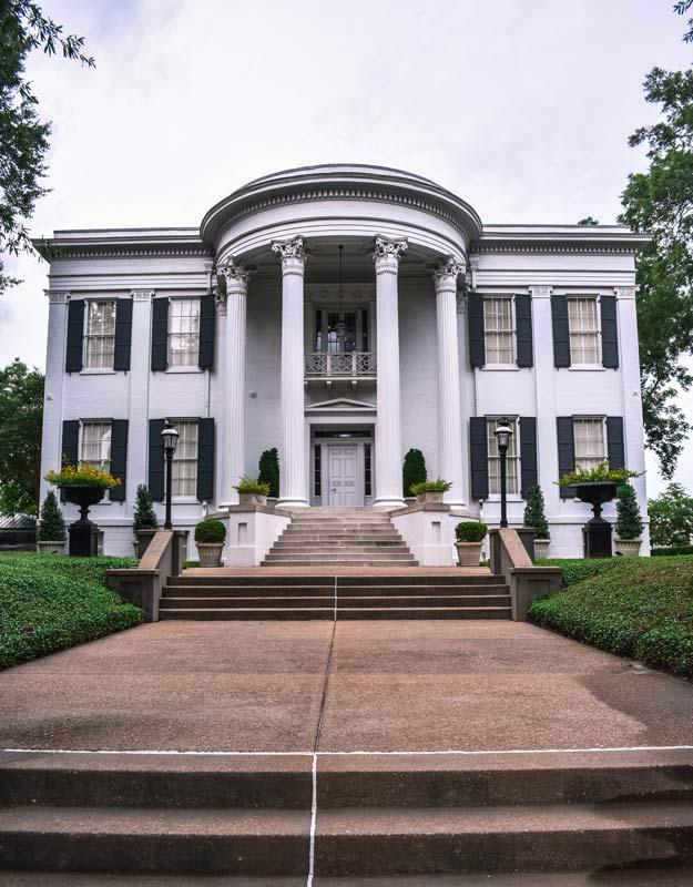 Passeggiare per Jackson, Mississippi