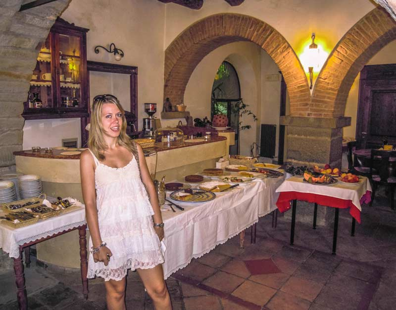 Colazione Al Vecchio Convento