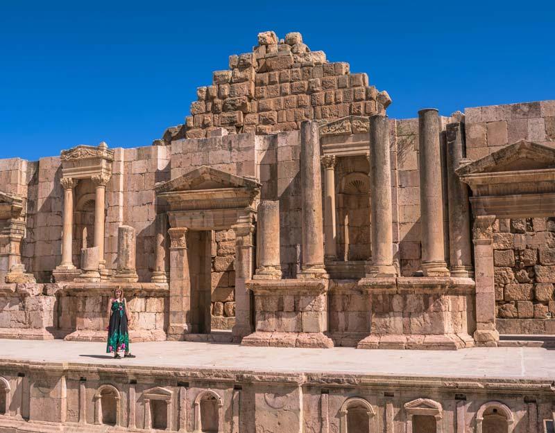 Teatro di Jerash
