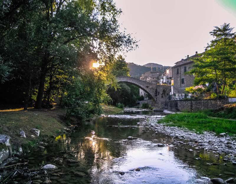 Visitare Portico di Romagna