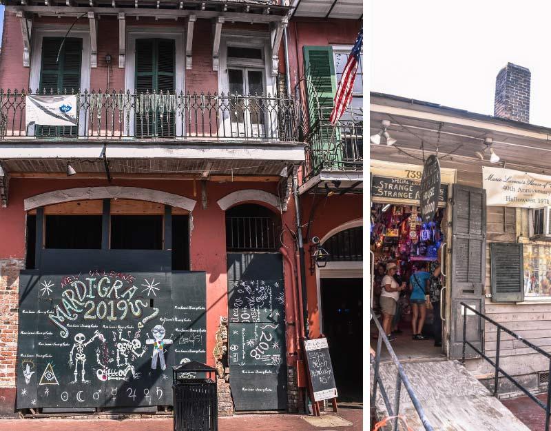 Voodoo e cimiteri a New Orleans