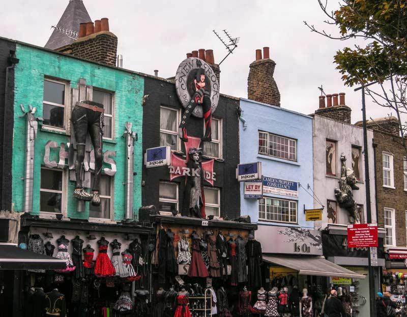 Negozi di Camden Town