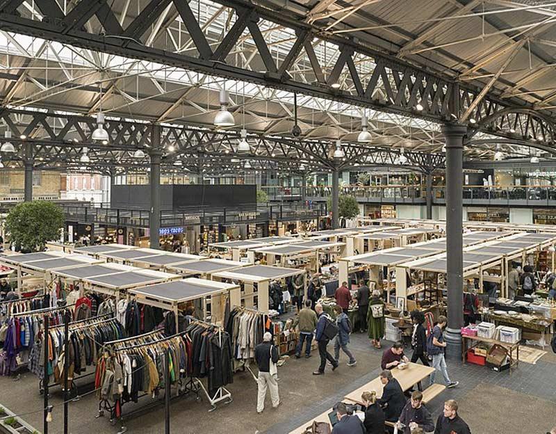 Old Spitalfields Market a Londra