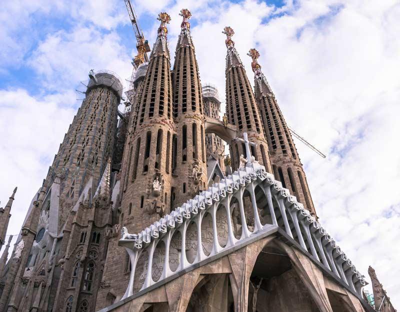 Cosa vedere a Barcellona: Sagrada Familia