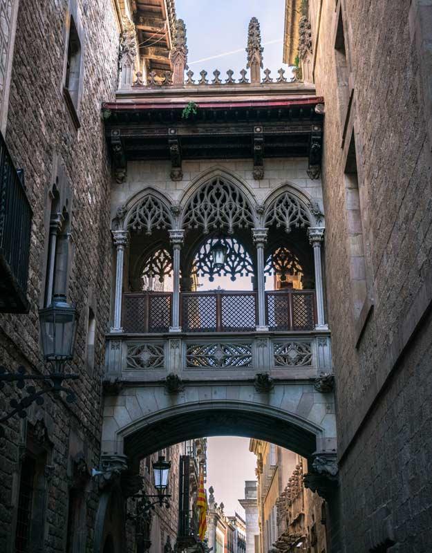 Visitare Barcellona: Barrio Gotico