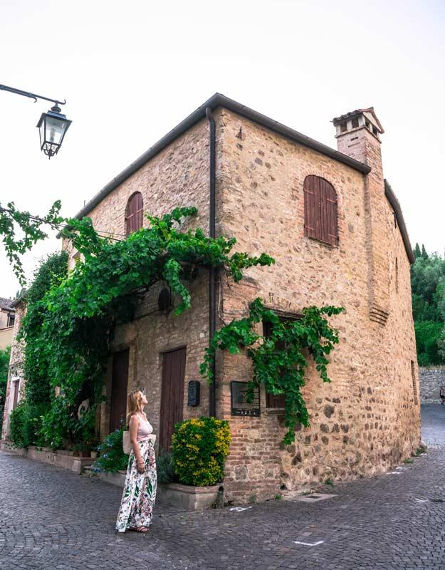 Borghi del Veneto: Arquà Petrarca