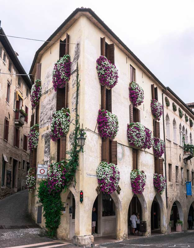 Borghi del Veneto: Asolo
