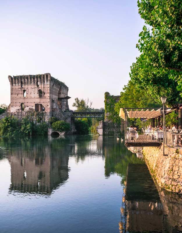 Borghi del Veneto: Borghetto sul Mincio