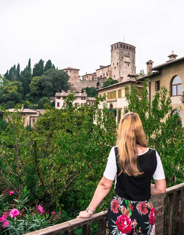 Vedere Asolo in Veneto