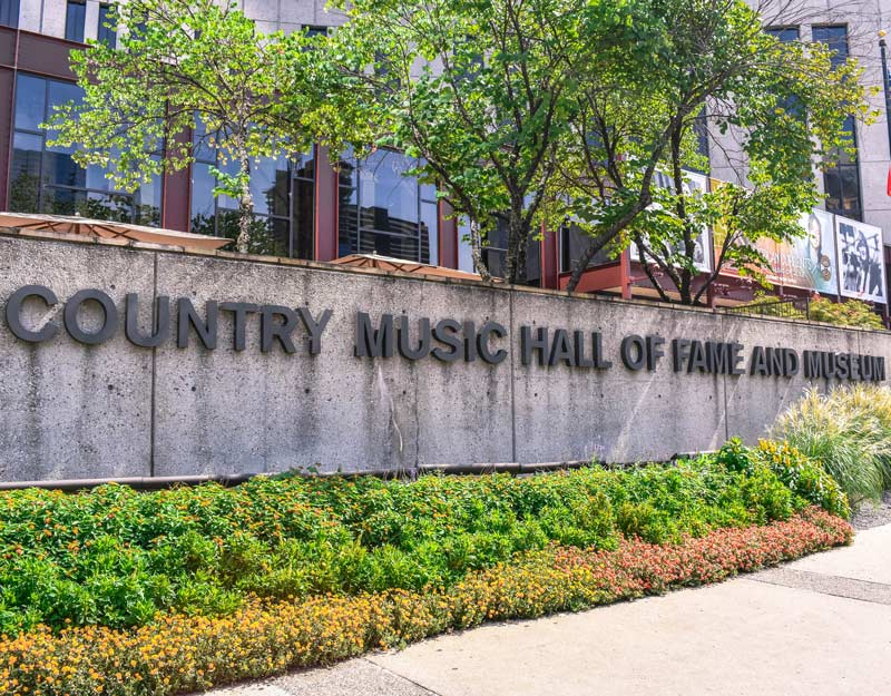 Country Music Hall of Fame di Nashville