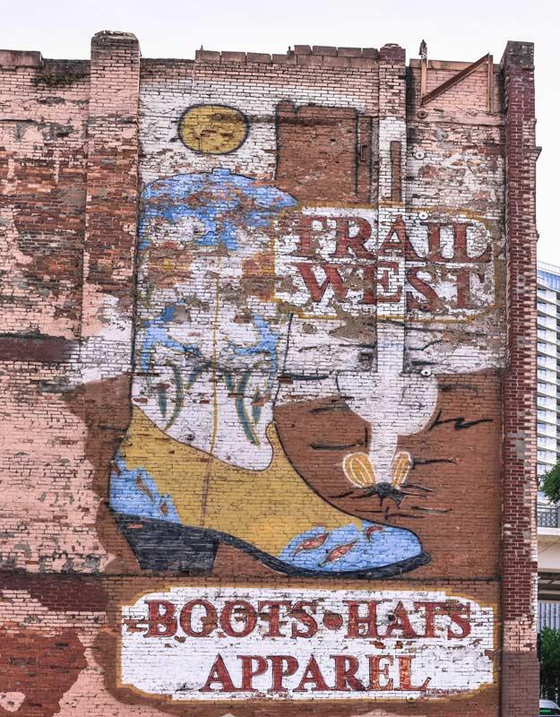 Street art a Nashville