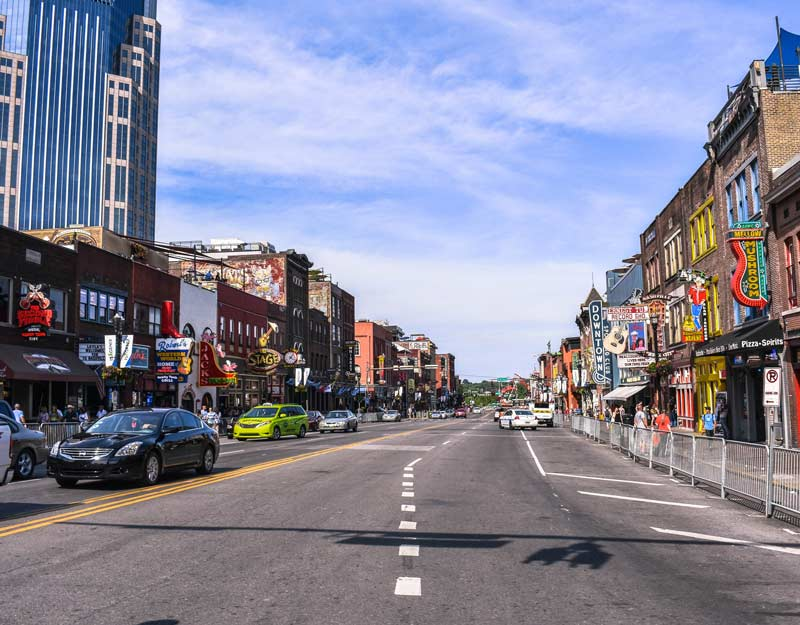 Vedere Nashville Downtown