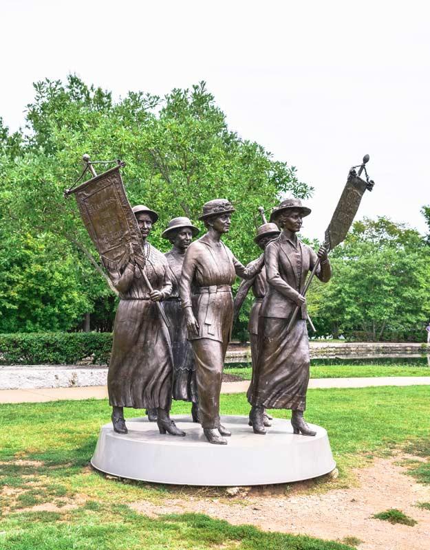 Visitare Centennial Park a Nashville