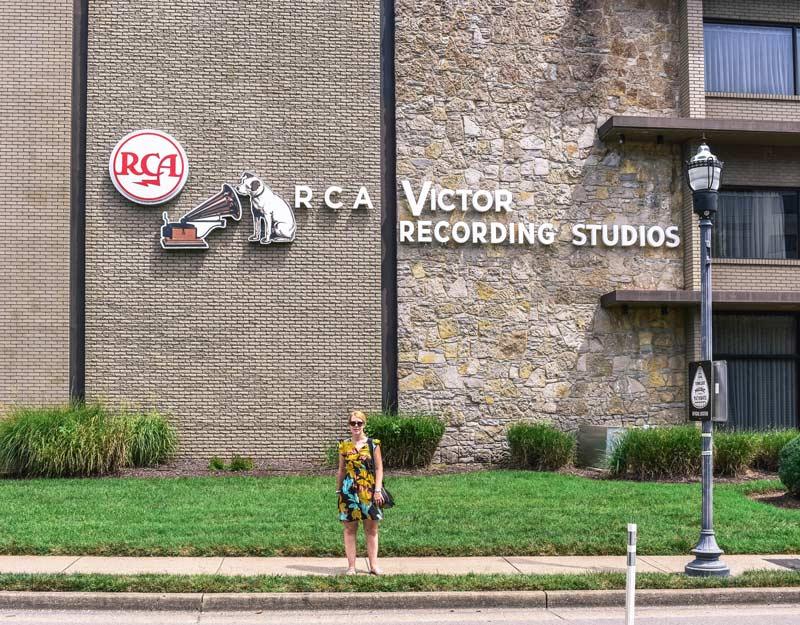 Visitare Nashville: Historic RCA Studio B