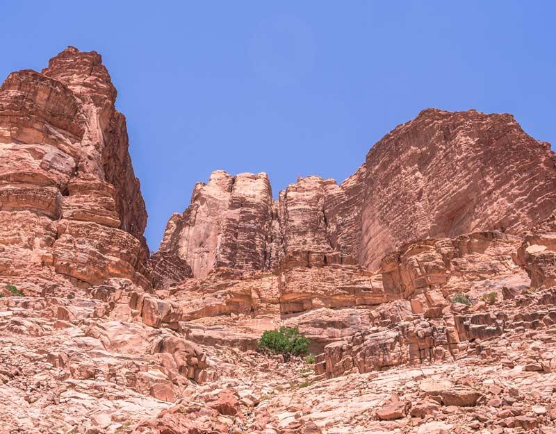 Visitare il Wadi Rum in Giordania