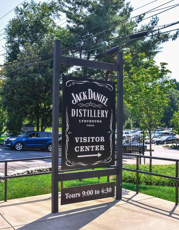 Distilleria del Jack Daniel's, un mito americano