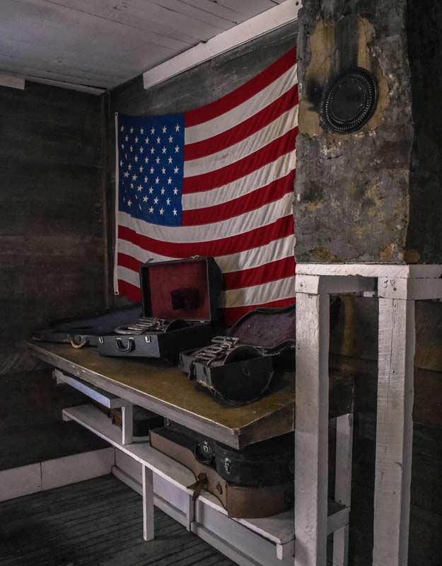 Visita alla fabbrica del Jack Daniel's