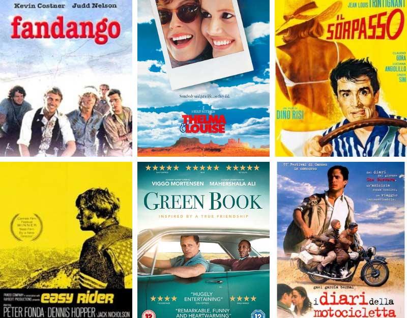 Roadtrip sullo schermo: 5 film da non perdere