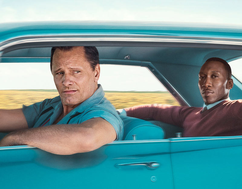 Film on the road: Green Book