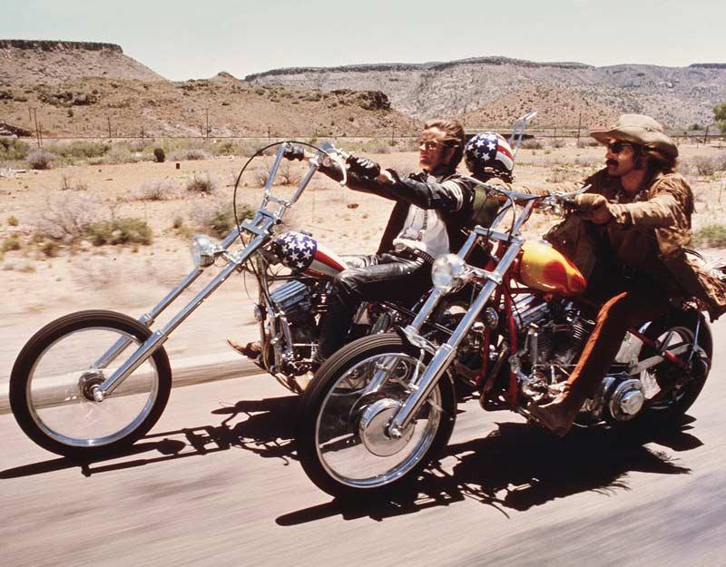 Roadtrip sullo schermo: Easy Rider