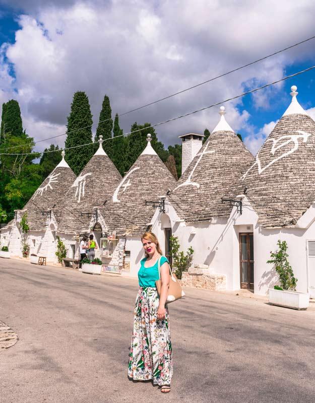 Alberobello in un giorno