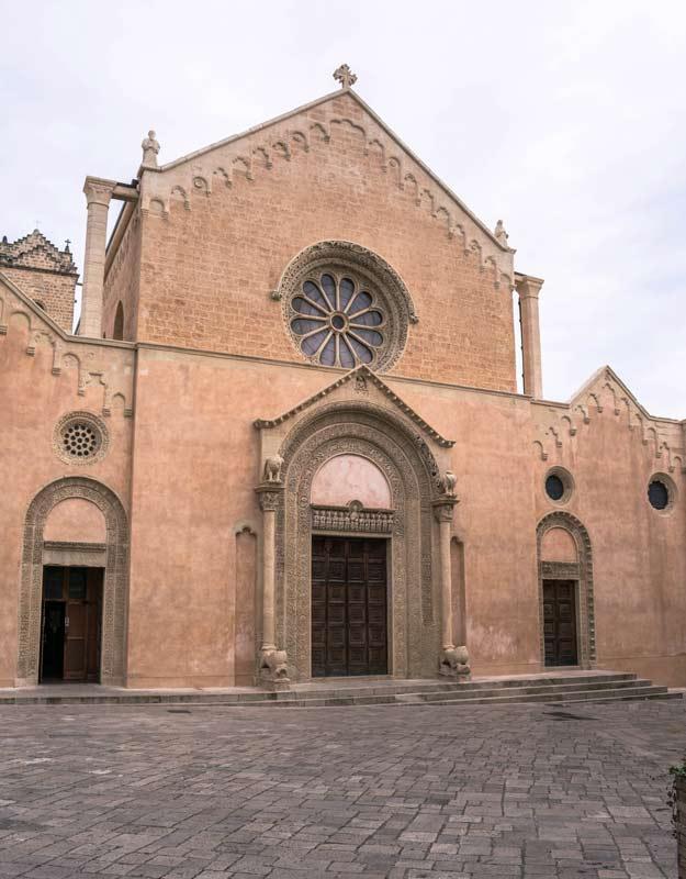 Basilica di Galatina in Puglia