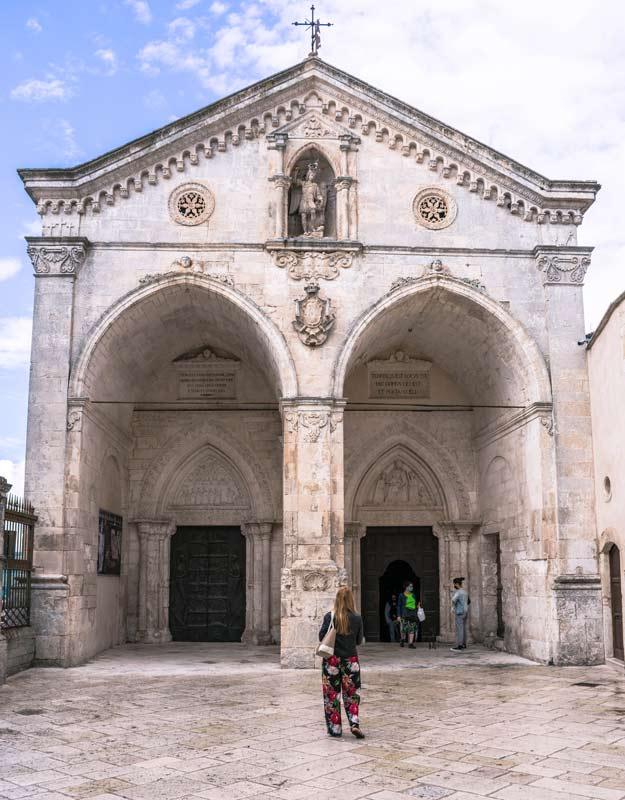 Santuario a Monte Sant'Angelo