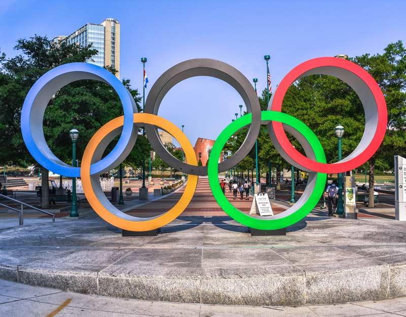 Centennial Olympic Park ad Atlanta