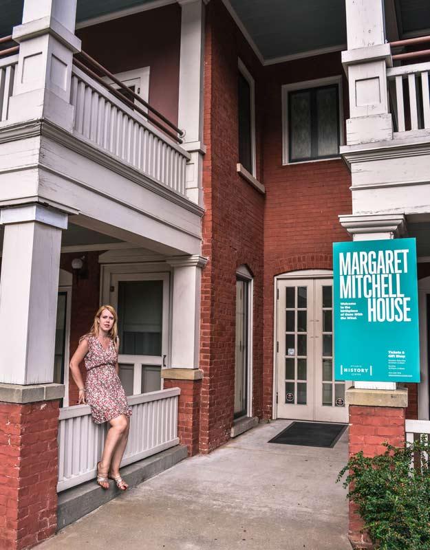 Margaret Mitchell House ad Atlanta, Georgia