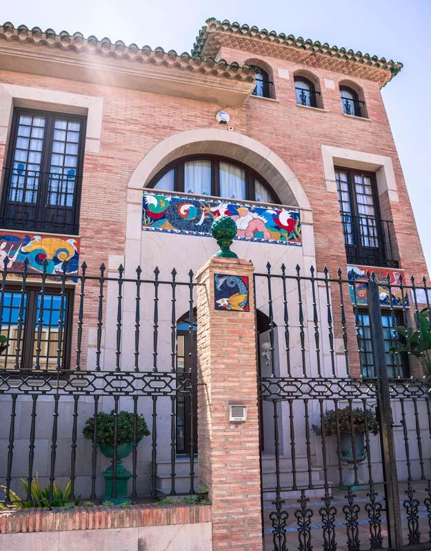 Palazzi della Malvarrosa a Valencia