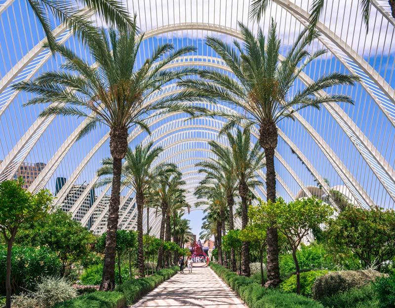 Valencia in 3 giorni: Umbracle